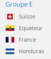 Equipe de France, coupe du monde 2014
