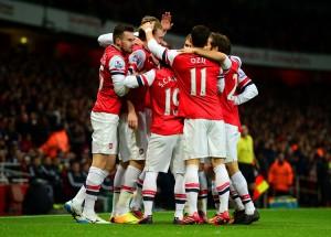 Arsenal joueurs