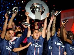 Paris trophée, PSG