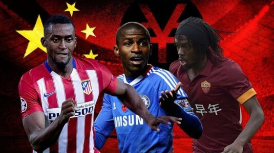 Football Chine